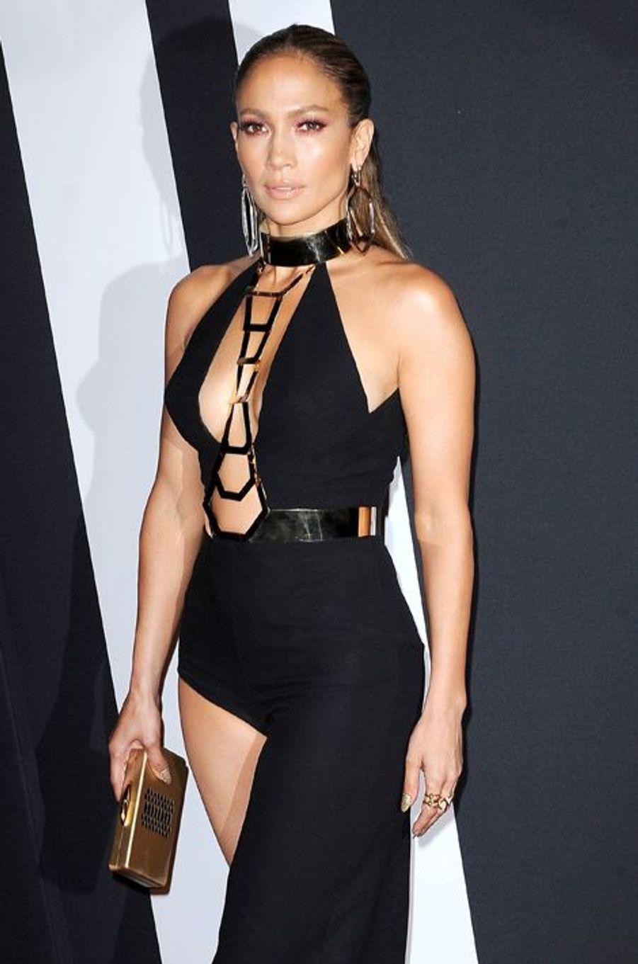 Jennifer Lopez au Fashion Rocks à New York, le 9 septembre, 2014.
