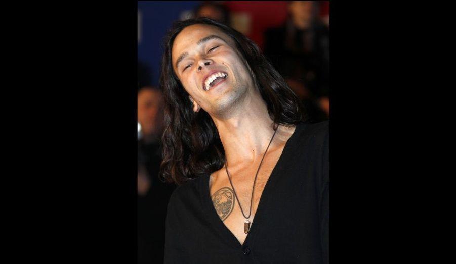 Le chanteur canadien a remporté le NRJ Music Award du meilleur duo français de l'année pour sa chanson «La Promesse» avec Zaho.