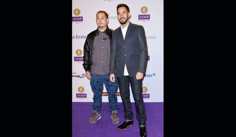 Mike Shinoda et Joe Hahn