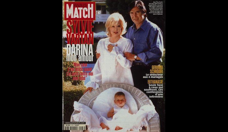 «Darina, le choix de Sylvie». Sylvie et son époux adoptent Darina, née en Bulgarie en octobre 1997.