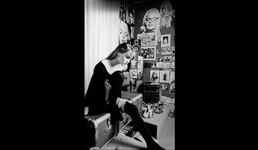 Marilyn… et Vanessa