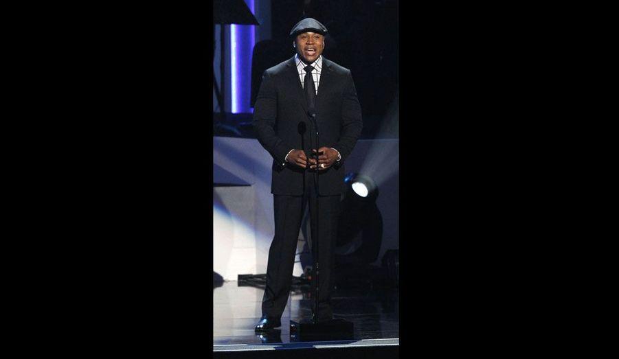 Le discours de LL Cool J
