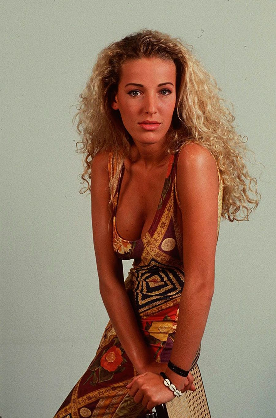 Ophélie Winter en 1993
