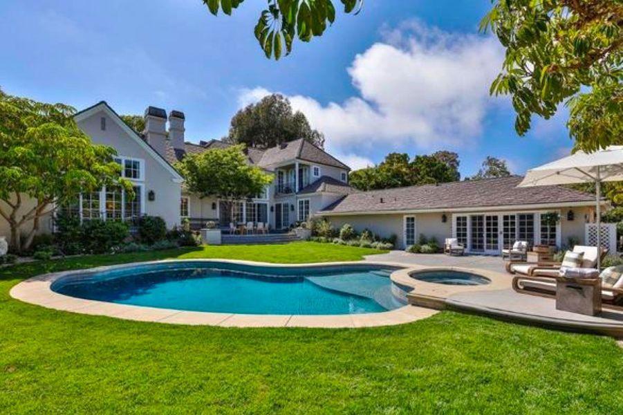 La maison de Jillian Fink, femme de Patrick Dempsey, vendue