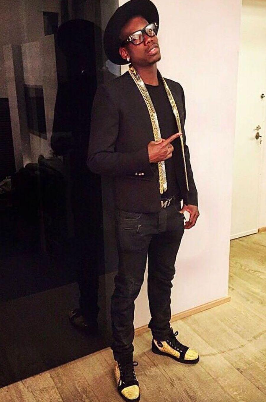 People Style : Paul Pogba, l'extravagance à tout prix