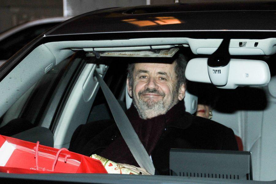 Guillaume Sarkozy, à Paris le 30 janvier 2015