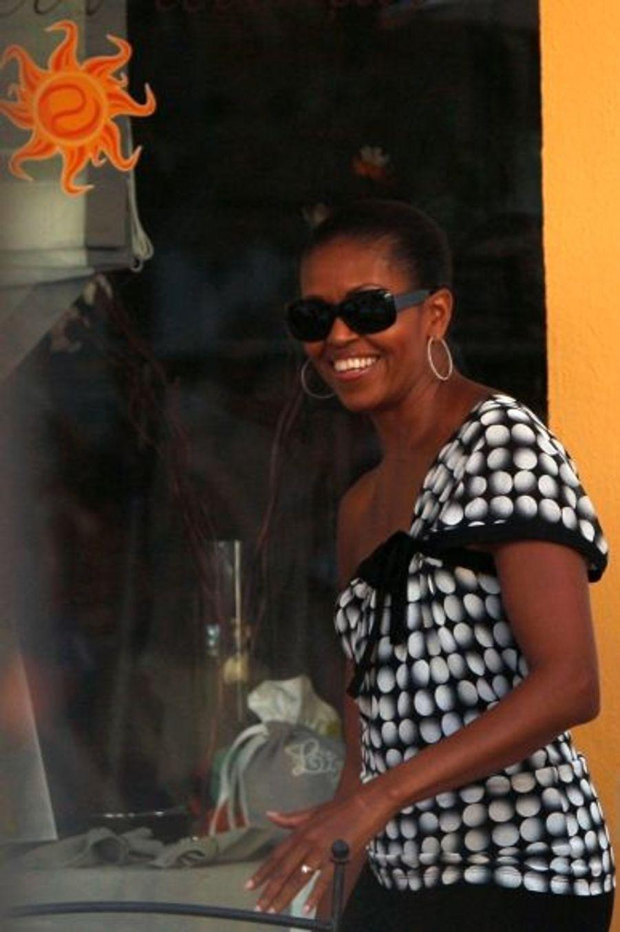 Grand sourire à Marbella