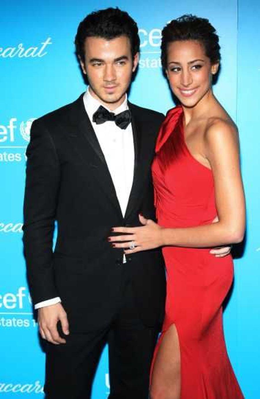 Kevin Jonas et sa femme Danielle