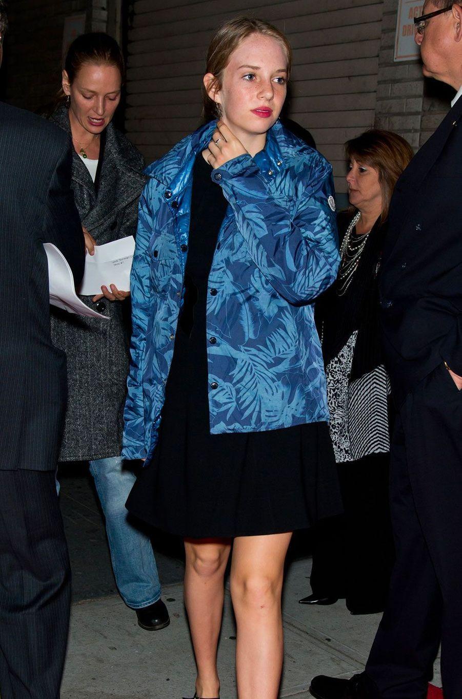 Maya Hawke en 2013