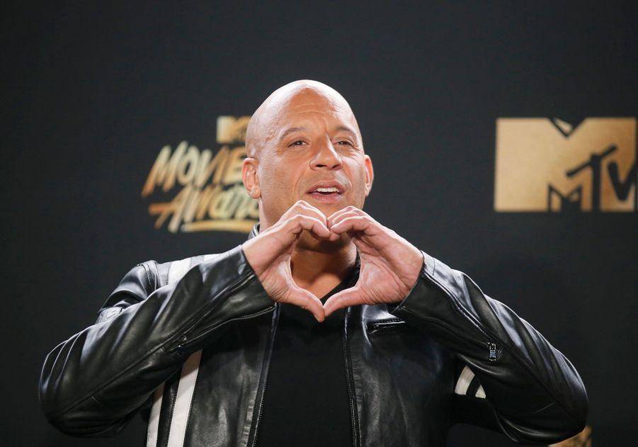 3. Vin Diesel
