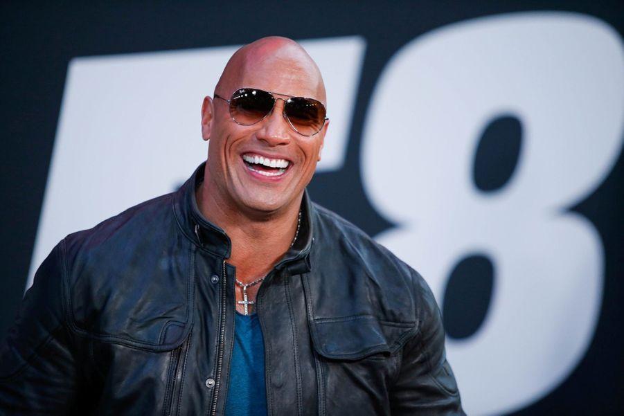"""2. Dwayne""""The Rock"""" Johnson"""