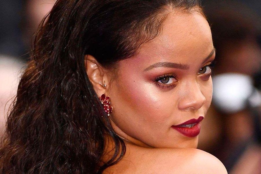 """Rihanna à l'avant-première de """"Valérian"""", ce lundi soir"""