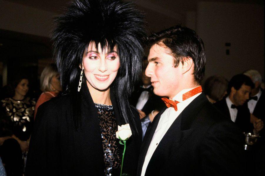 Cher a fréquenté Tom Cruise