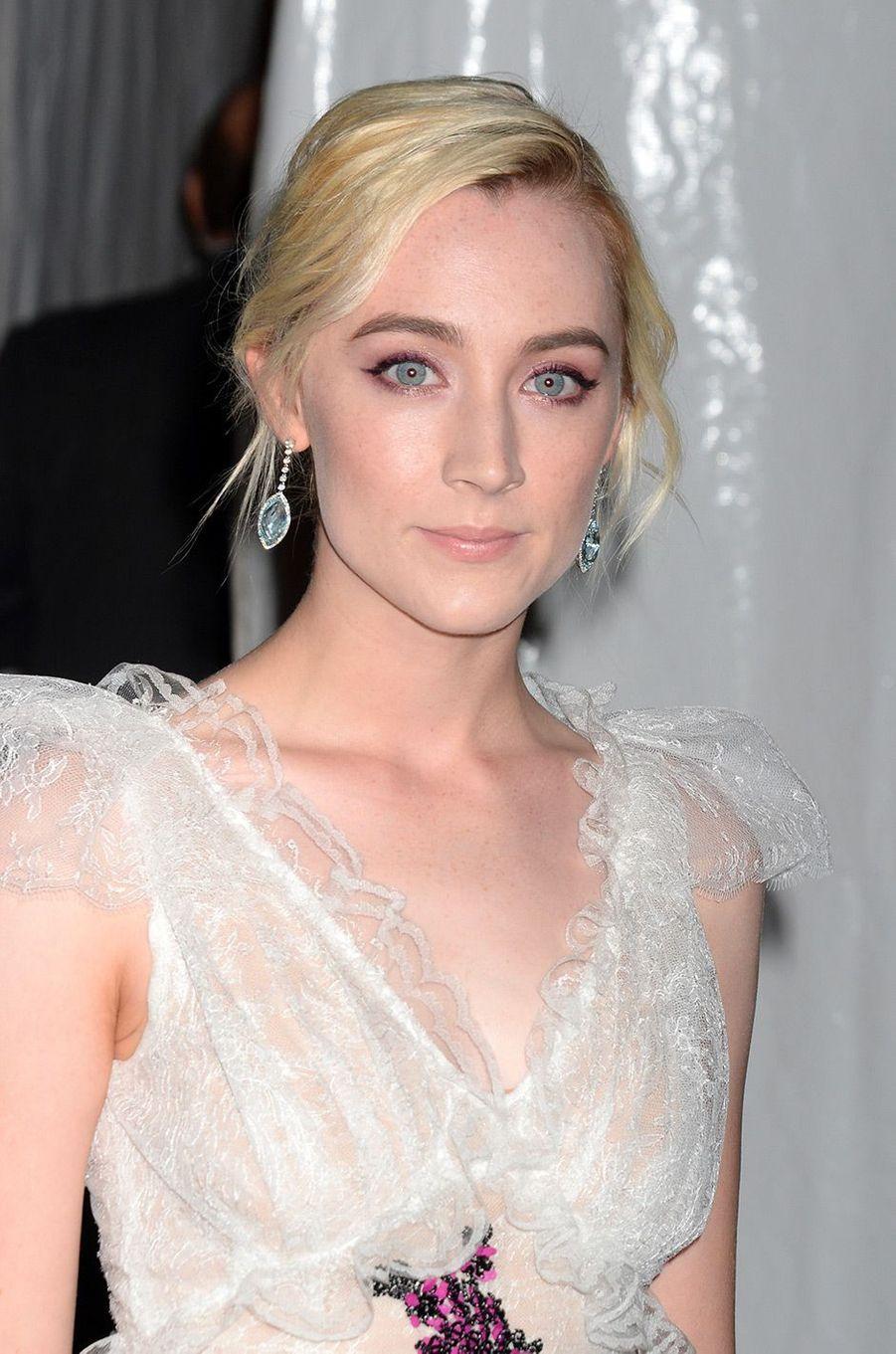 Saoirse Ronan en novembre 2017