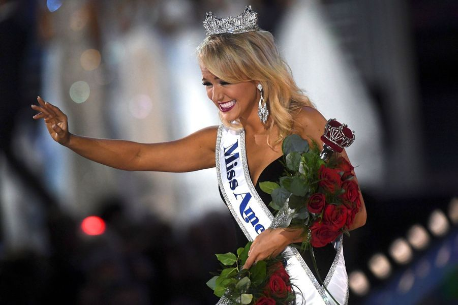 Savvy Shields est la nouvelle Miss America