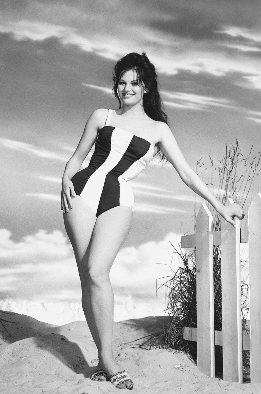 Claudia Cardinale en1965