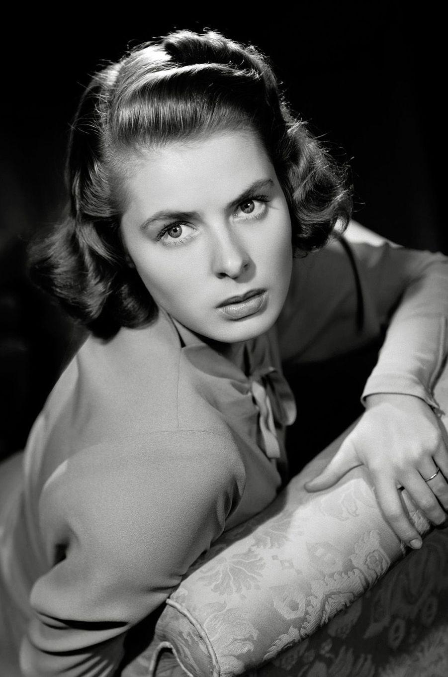 Ingrid Bergman en 1939.