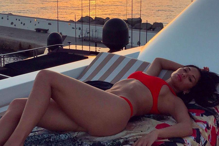 Sexy Match : Nicole Scherzinger, beauté incendiaire