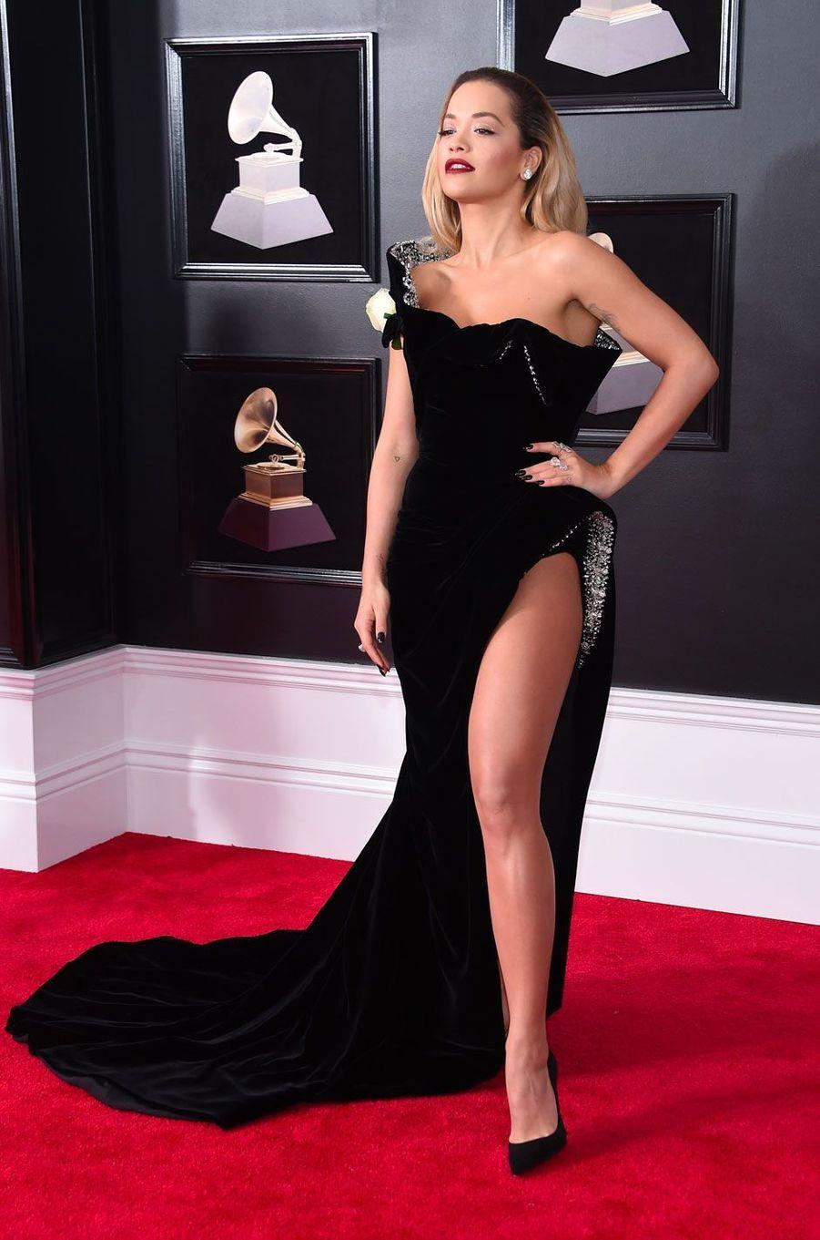Sexy Match : Rita Ora, beauté charnelle