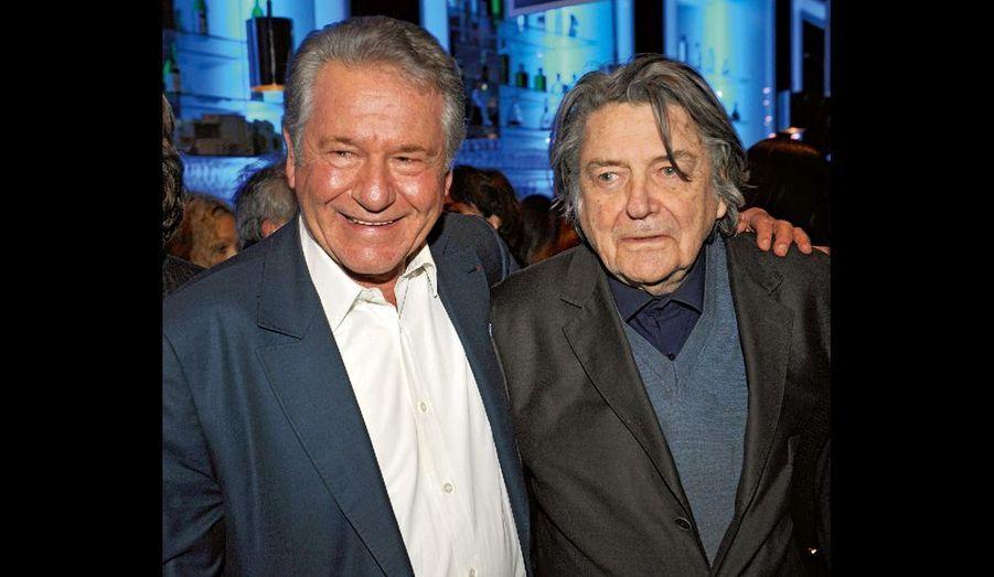 Raymond Danon et Jean-Pierre Mocky.