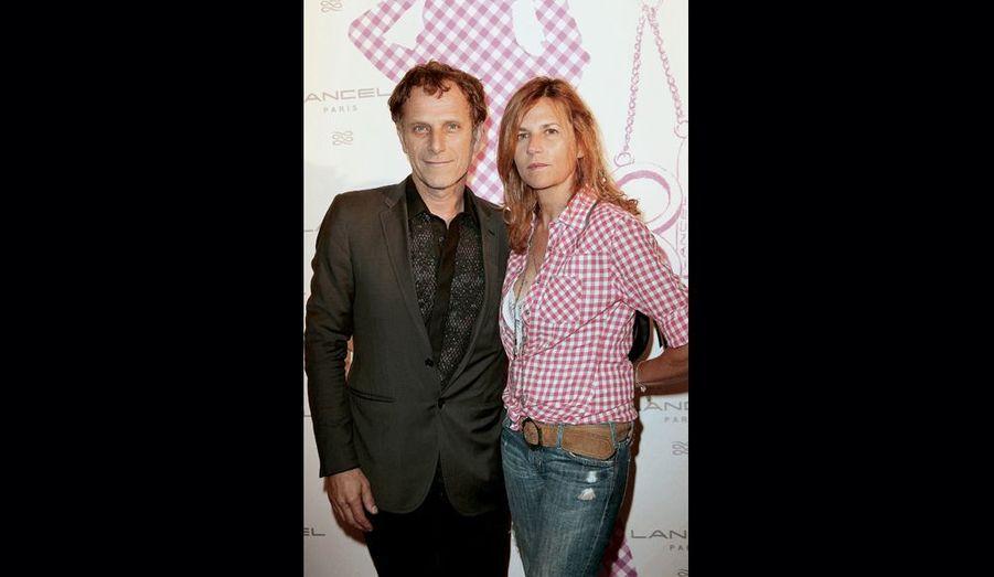 Virginie Coupérie-Eiffel et Charles Berling, héros du film « Insoupçonnable ».