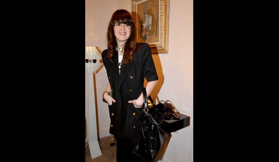 Paulina Lempicka, la fille de Lolita, s'occupe des parfums.