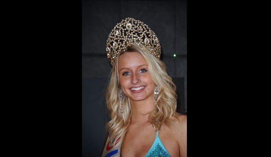 Mathilde Florin a été élue Miss France par un comité dissident, le 19 décembre dernier.