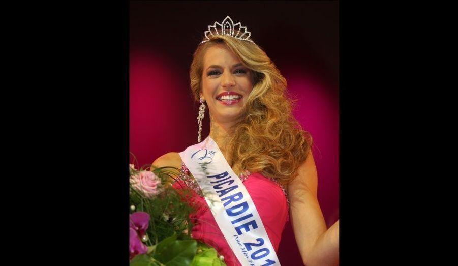 Anastasia Winnebroot, Miss Picardie