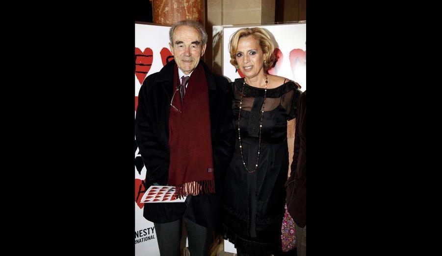 Le ténor du barreau et la présidente d'Amnesty France.