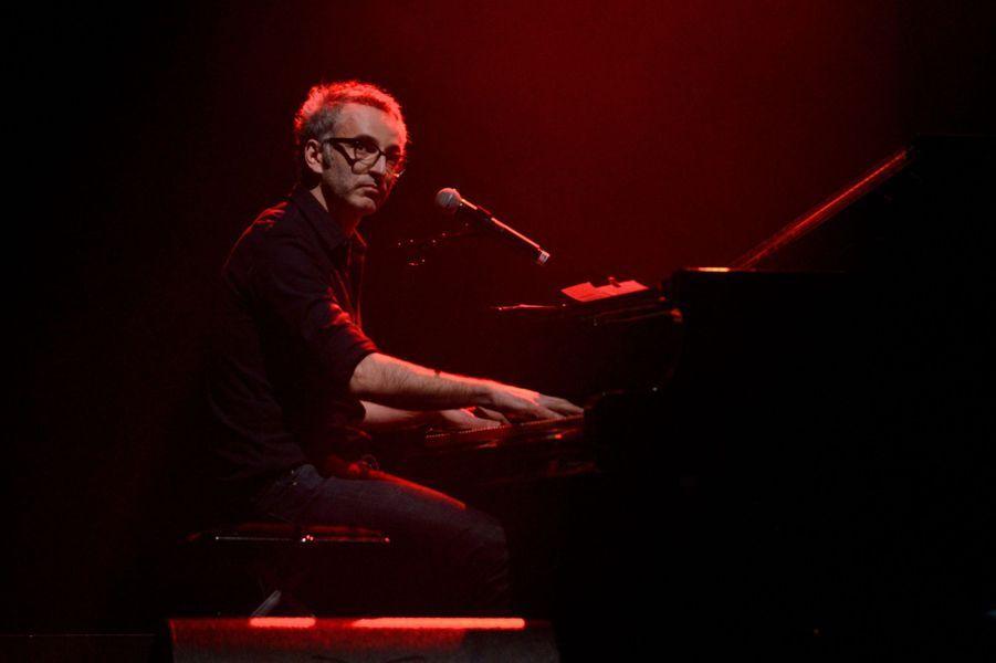 Vincent Delerme au piano pour la recherche sur Alzheimer