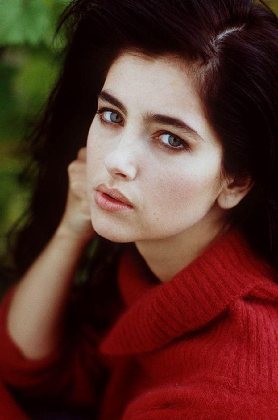 En 1991. Elle était alors âgée de 26 ans