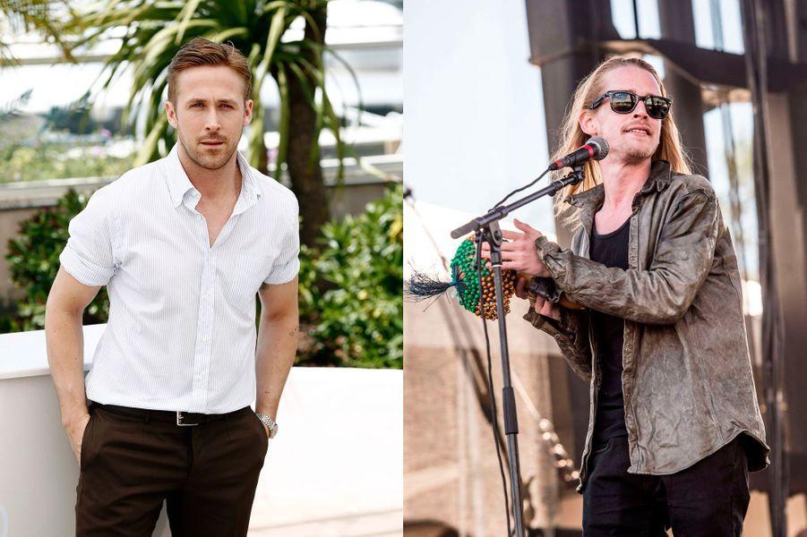 Ryan Gosling et Macaulay Culkin ont 34 ans