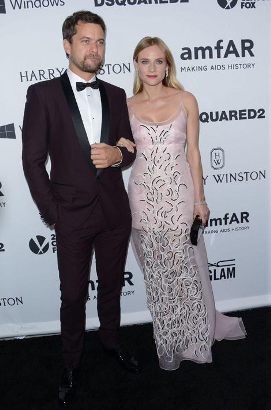 Joshua Jackson et Diane Kruger