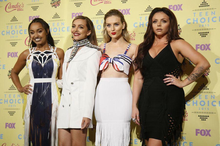 Le groupe Little Mix