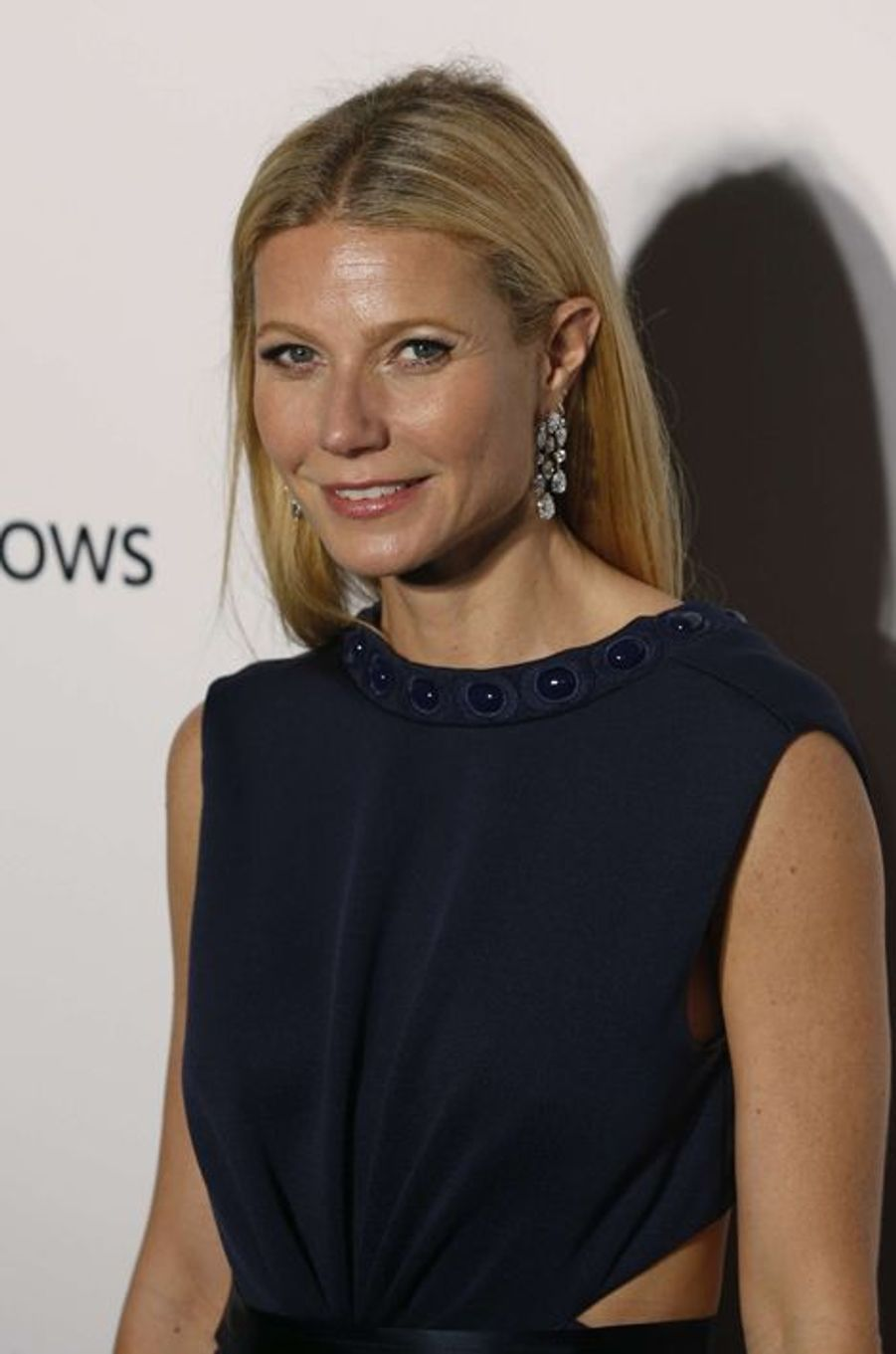 Gwyneth Paltrow à Hong Kong le 14 mars 2015
