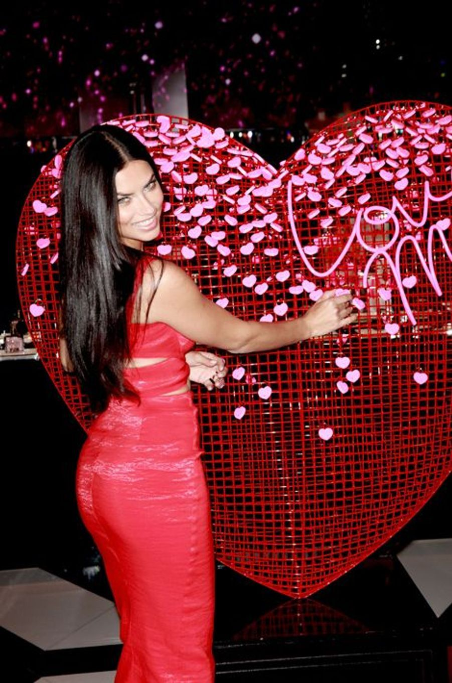 Autre Ange star de Victoria's Secret depuis près de quinze ans, Adriana Lima est également égérie de la marque de cosmétiques Gemey Maybelline et devient la première ambassadrice de l'enseigne espagnole Desigual en 2014. Une année riche en contrats publicitaires qui lui a rapporté 8 millions de dollars.