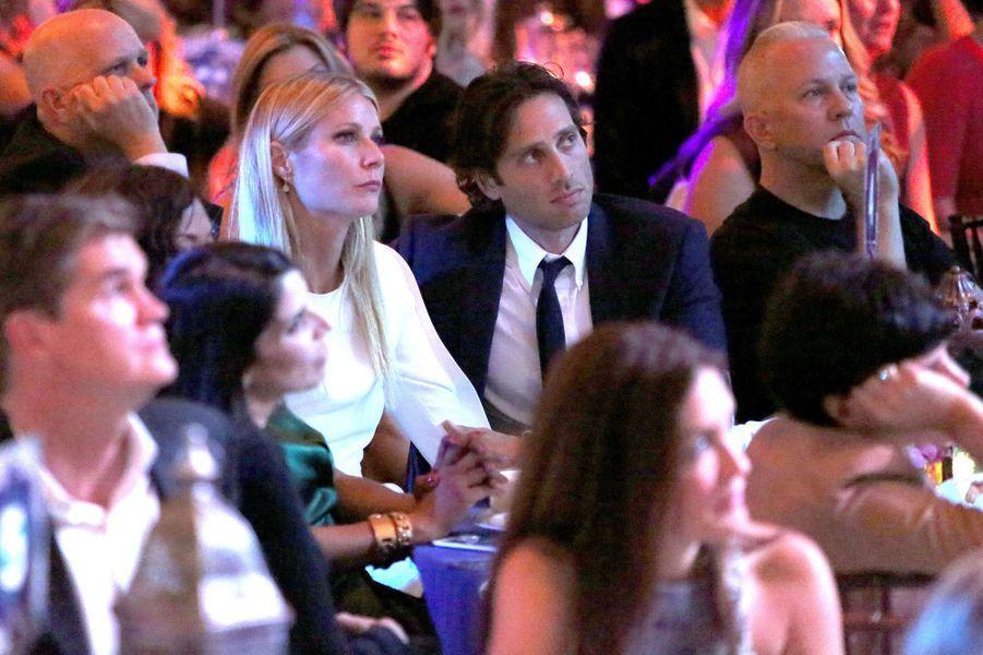 Gwyneth Paltrow et son petit ami, Brad Falchuk