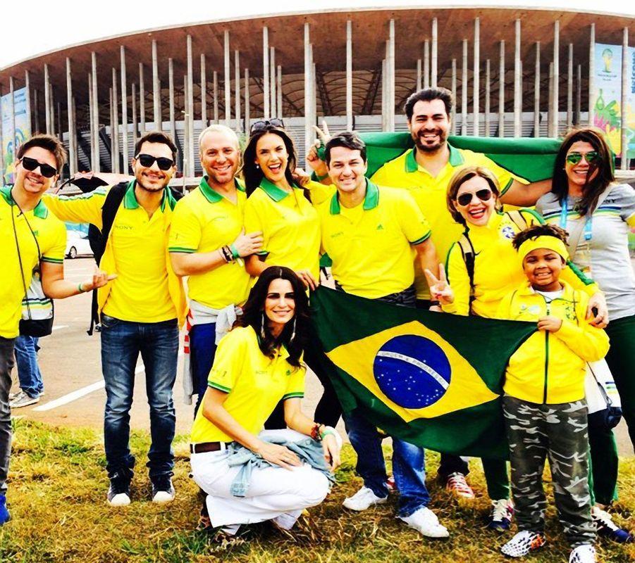Les anges du Brésil