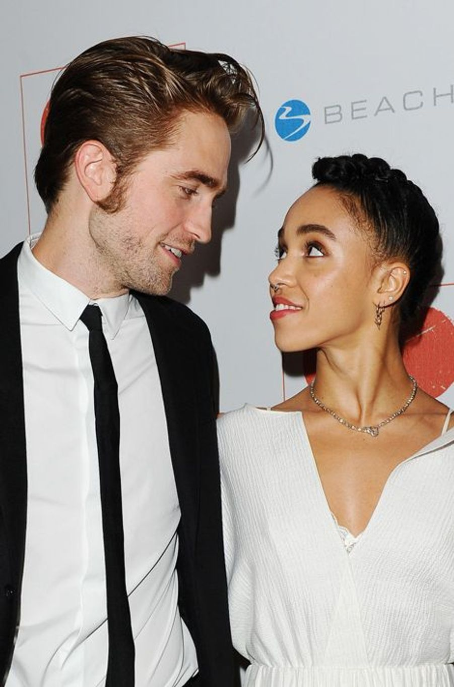 Robert Pattinson et FKA Twigs