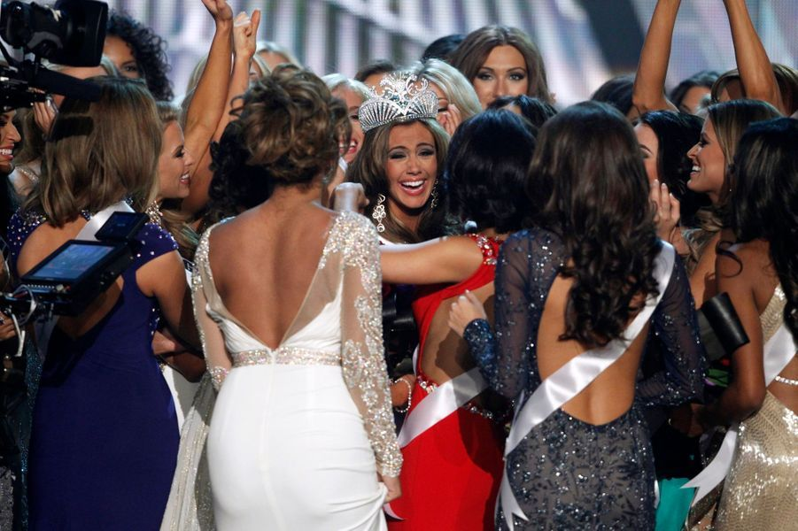 Erin Brady, Miss USA