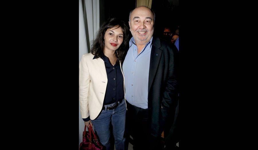 Saïda Jawad et Gérard Jugnot: des gourmets aux papilles réjouies!