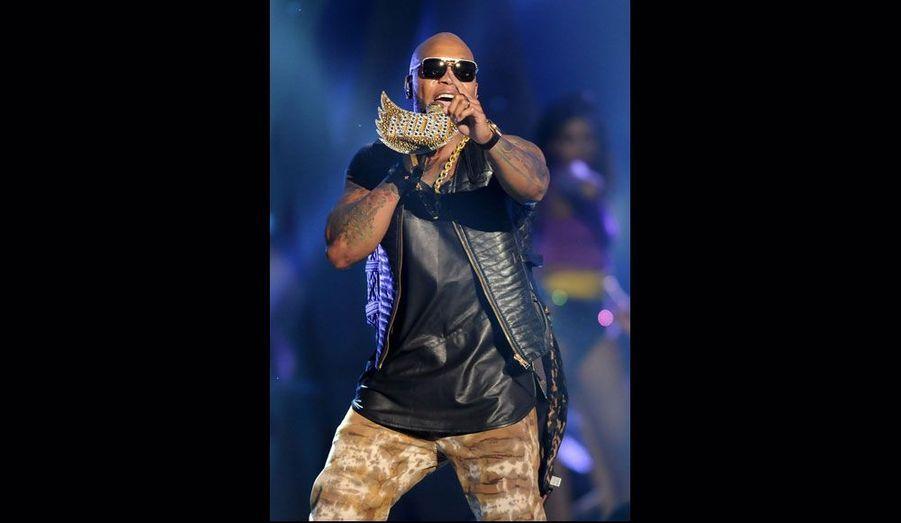 Le rappeur Flo Rida