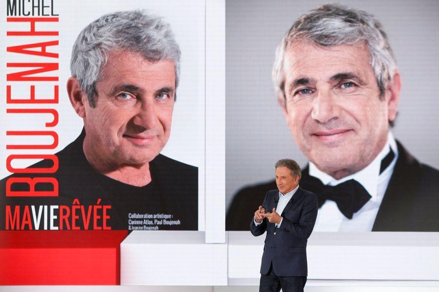 Enregistrement le 3 septembre 2014 du «Vivement Dimanche» Michel Boujenah diffusé sur France 2 le 7 septembre 2014.