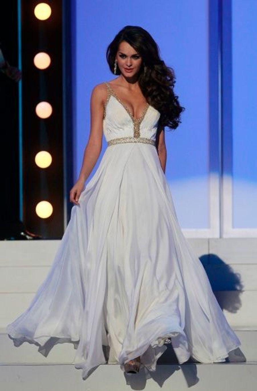 Miss Ukraine, Olesia Stefanko.