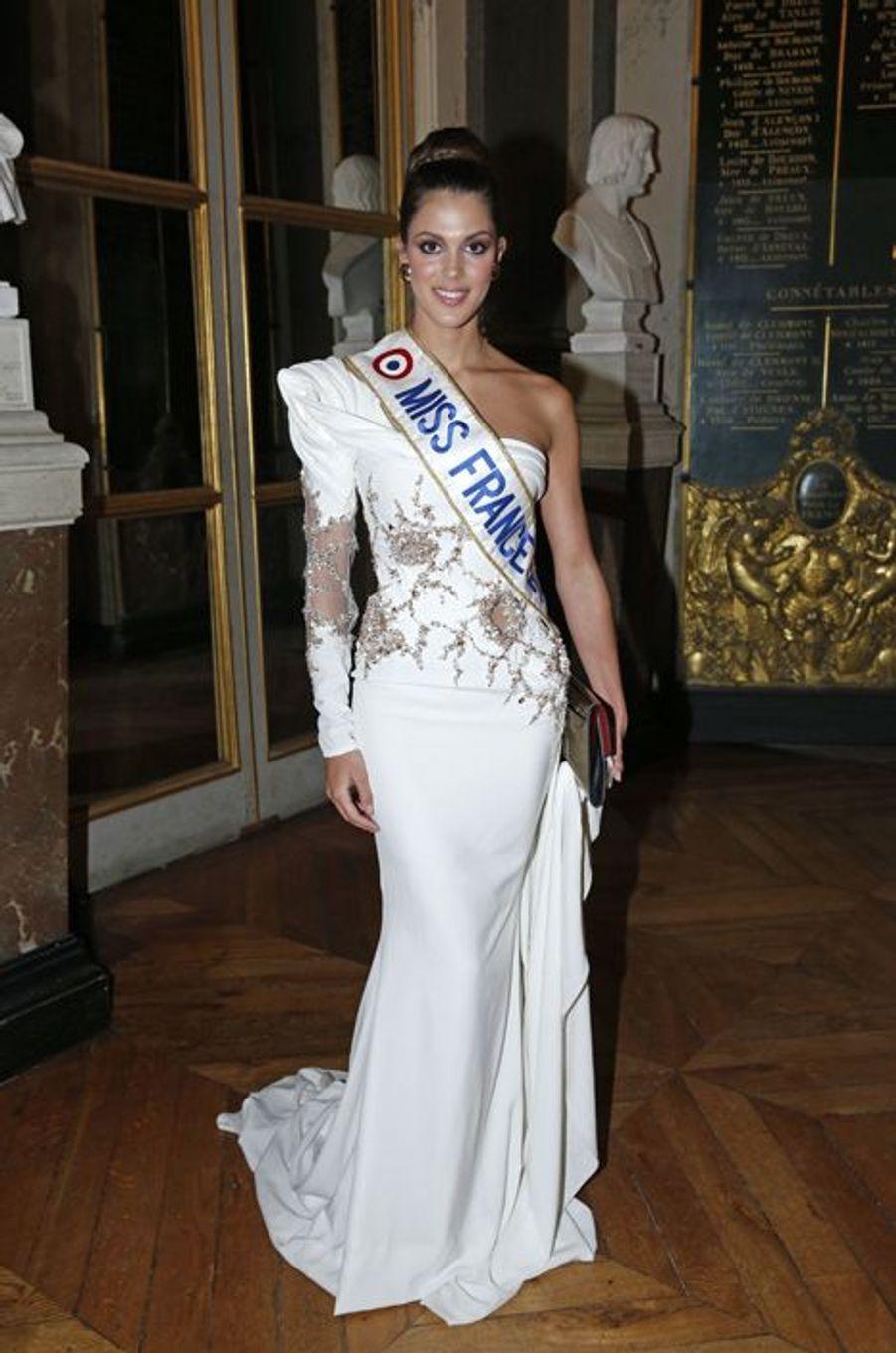 Iris Mittenaere, Miss France 2016.