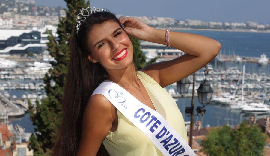 Miss Côte d'Azur, Charlotte Mint