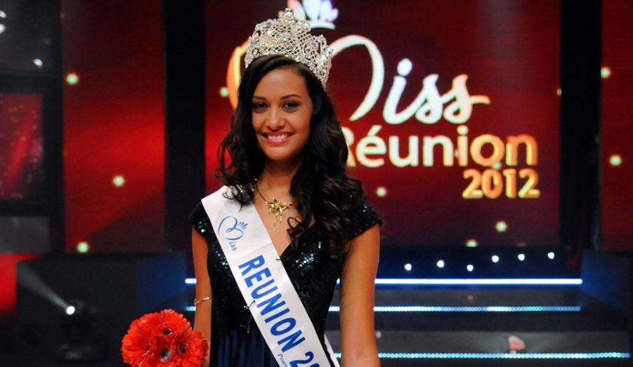Miss Réunion, Stéphanie Robert