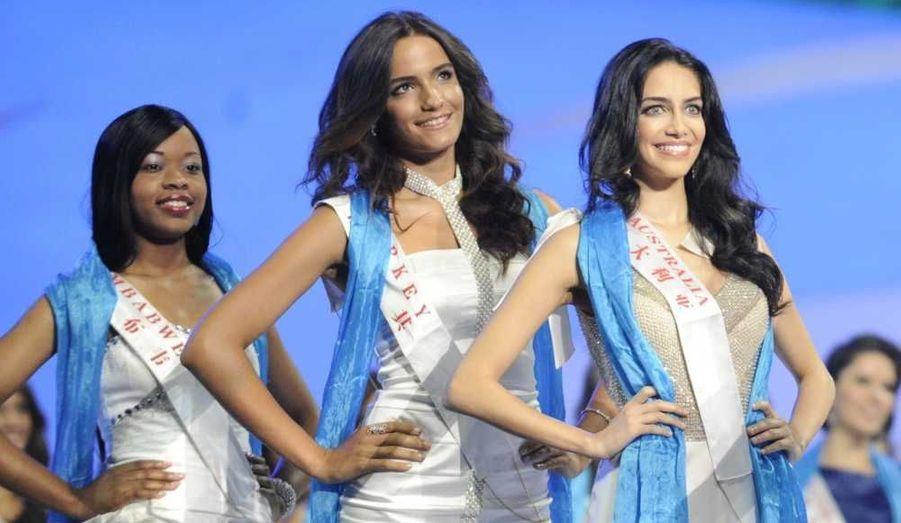 Miss Zimbabwe, Turquie et Australie