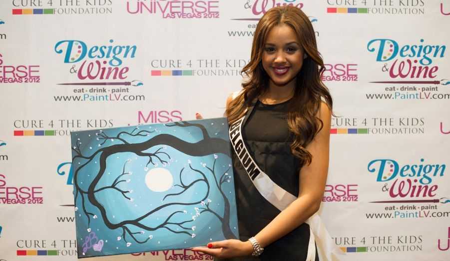Miss Belgique, Laura Beyne