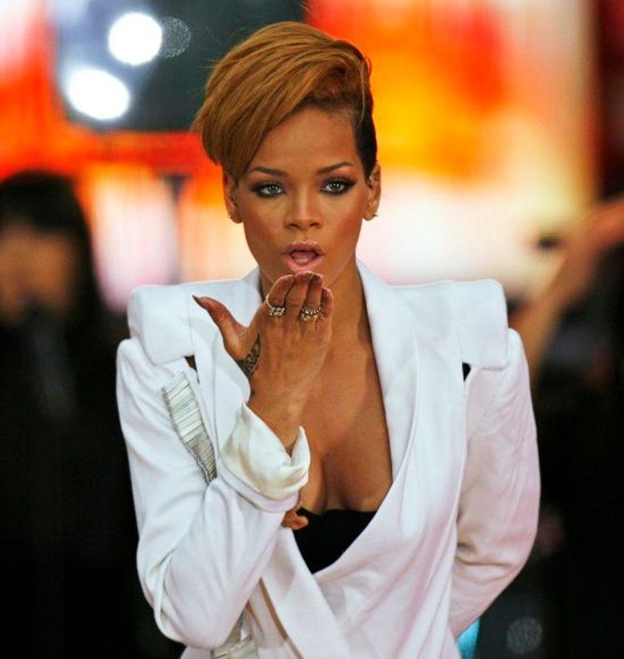 ... Rihanna !